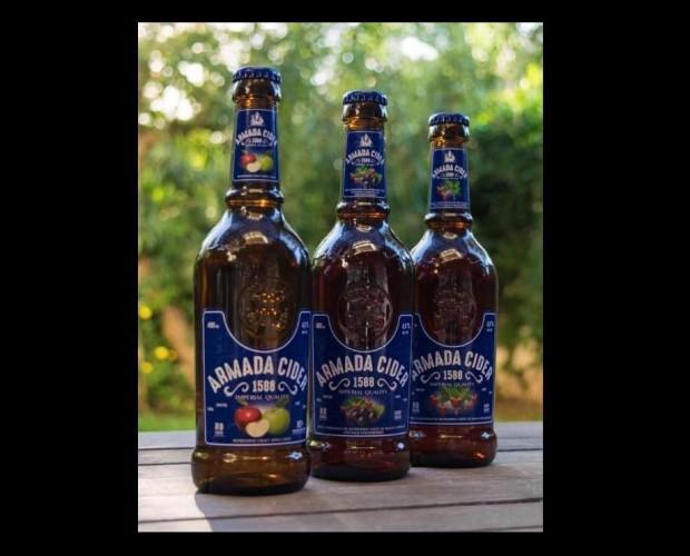 Sidras Premium. Contamos con tres sabores de sidra Armada Cider 1588