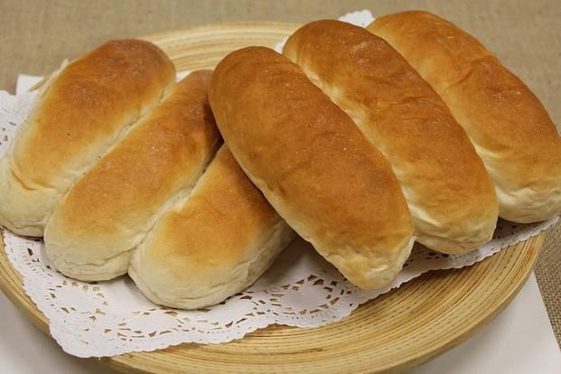Pan de perrito. Pan de perrito 80 gr