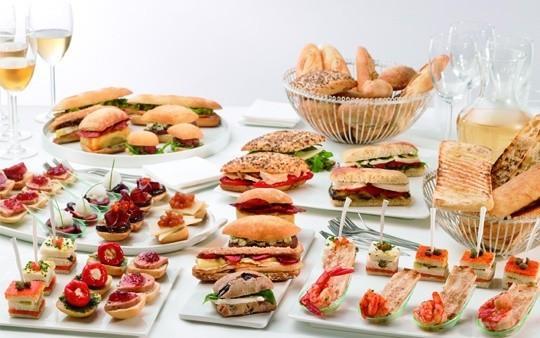 Variedad de panes. Panes especiales