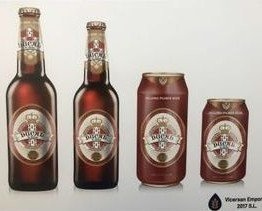 Ducal lager. Muy refrescante
