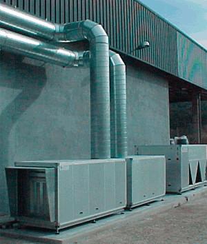 Climatización. Todo tipo de suministros para la calefacción