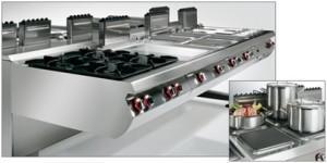 Cocinas Industriales. Lavandería industrial