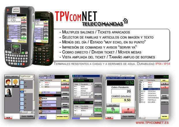 Software Telecomanda. Software telecomandas para dispositivos PDA