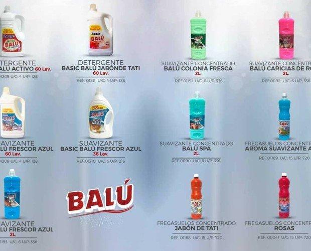 catalogo balu. Distribuidores productos Balu