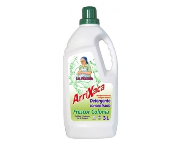 Detergente líquido Colonia. Detergente Líquido Frescor colonia 3 litros