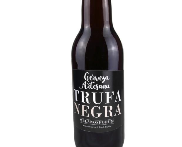 Cervezas Artesanales. Elaboramos cerveza con base de trufa negra.