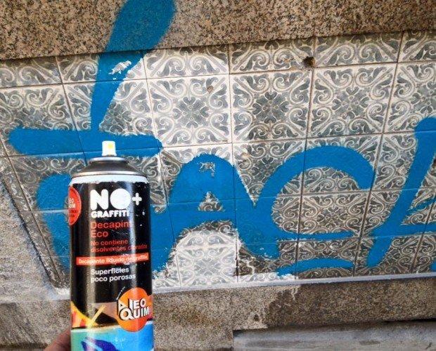Compuestos Químicos de Uso Común.Decapante de pinturas en aerosol