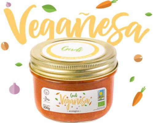 Salsa Veganesa. Inspirada en la clásica boloñesa