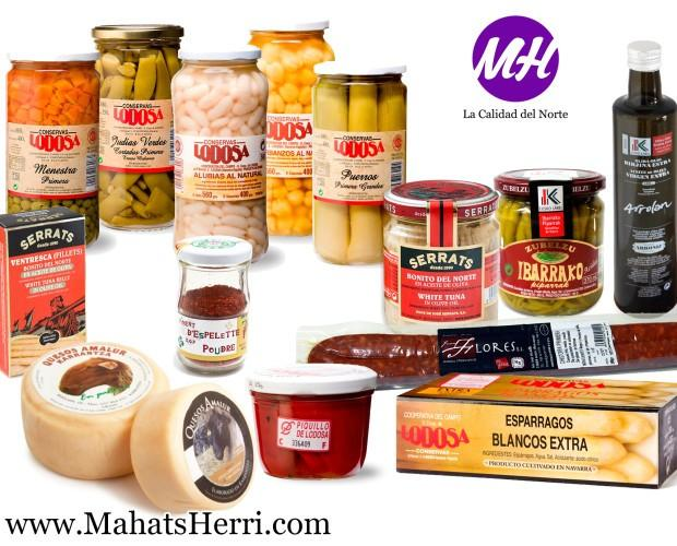Productos destacados. Productos artesanos gourmet 100% autóctonos.
