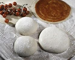 Harinas. Disponemos de harinas  especificas para la elaboración de masa de pizza
