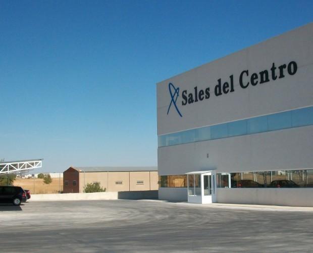 Nuevas instalaciones. Mayorista de sal, venta y distribución de sal