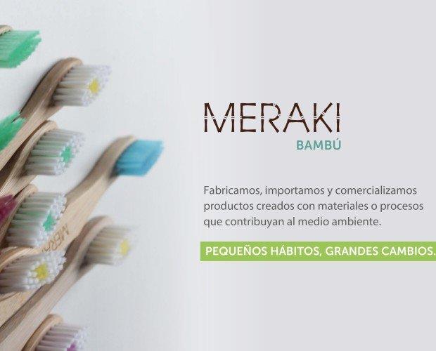 Meraki Bambú. Ofrecemos artículos de higiene personal biodegradables