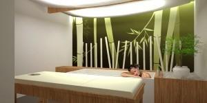 Decoradores Interioristas.Decoración de spa
