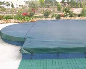 Cubierta de piscina. CoverOn Cubiertas para piscina Sólo 2,90 €/m2