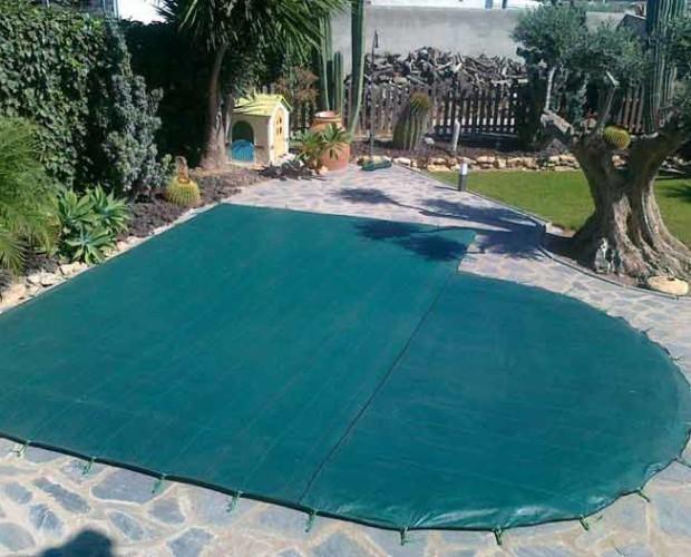 Cubierta para piscina. Bajo la Normativa de Calidad ISO 9002