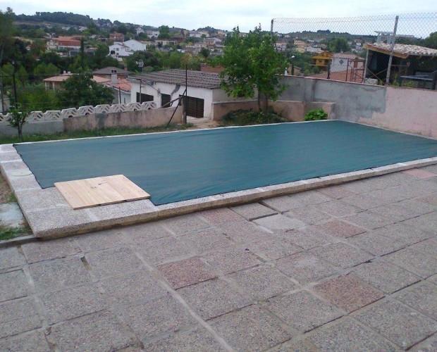 Rectangulares. Fabricación de cubiertas para piscinas rectangulares