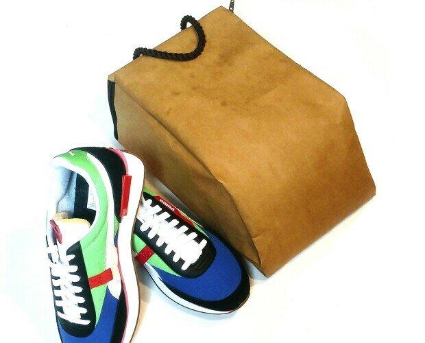 Bolsa Zapatos. Bolsas para zapatos ecologicas y sostenibles.