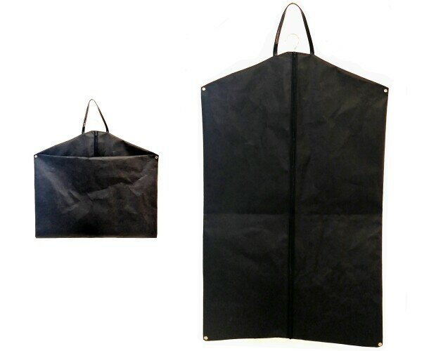 Bolsa traje. Bolsa porta trajes en kraft tex. Disponible en 6 colores. producto vegano