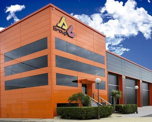 Sede SG Group. Sede del grupo en Calahorra (La Rioja)