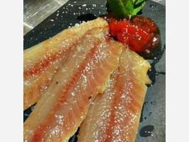 Lomo de sardina ahumadas