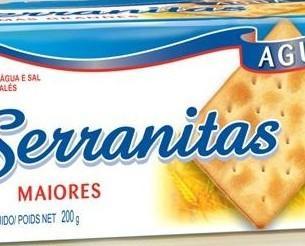 Galletas de Cortesía.Cracker de Agua Ideal hosteleria y desayunos