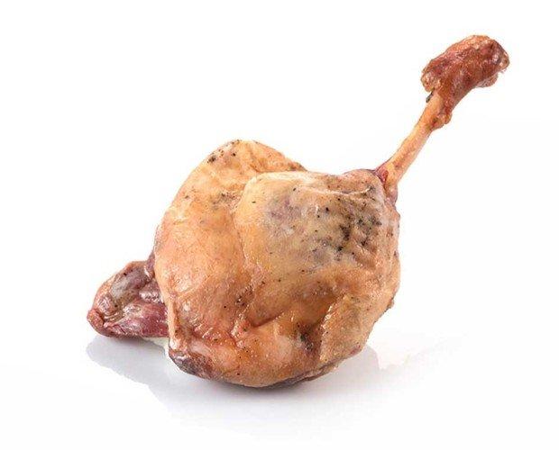 Pato. Despieces de pato