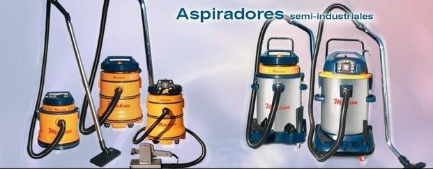 Equipos Limpieza Industrial. Variada gama de productos.