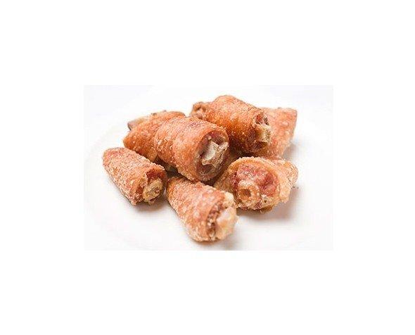 Rabo de cerdo Cocido. Rabo cocido en bolsas de 1kg al vacío. Fresco o congelado.