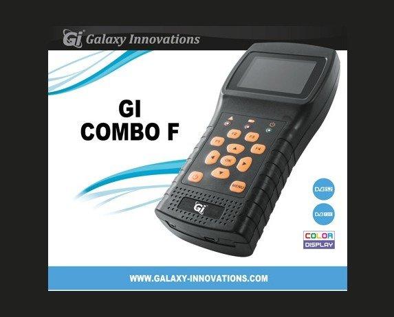 GI Combo F. Pantalla LCD en color de 320 * 240 con luz de fondo controlable