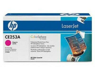 HP 504A Toner. Rendimiento fiable y homogéneo