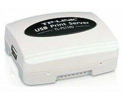 Servidor de impresión. Compatible con más de 320 modelos de impresora
