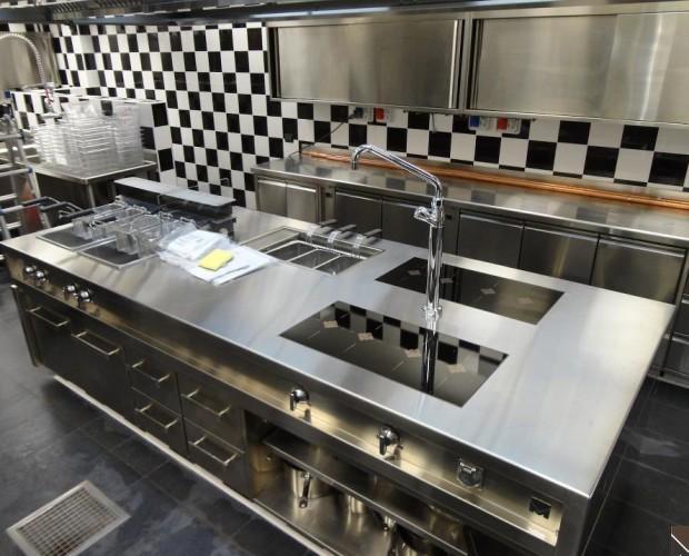 Cocinas profesionales. Calidad y diseño