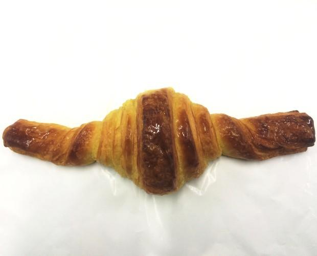 Croissant argentino. Bollería tradicional argentina