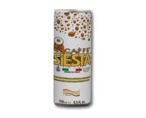 Siesta Caffé. Bebida con café