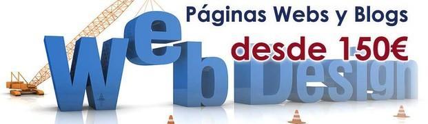 Páginas web. Diseño y desarrollo de páginas web