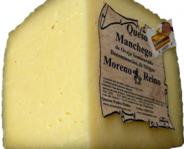 Queso manchego. Queso manchego