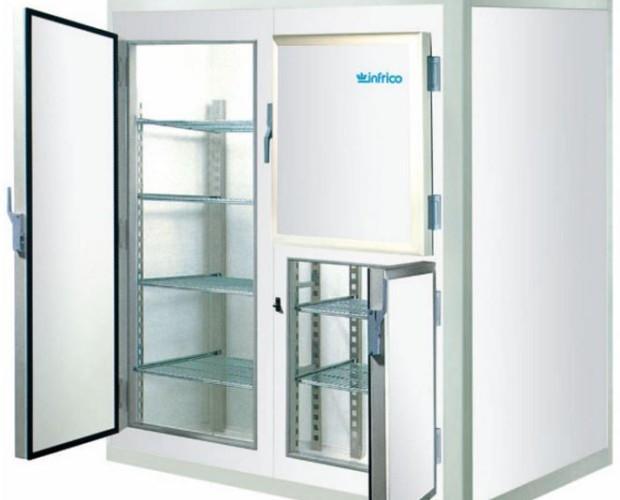 Cámara frigorífica. Maquinaria de hostelería y frío industrial