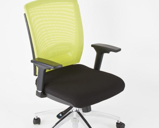 Sillas de Trabajo. Amplia gama de sillas con base de aluminio