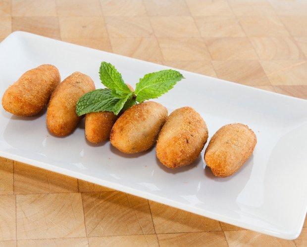 Croquetas puchero. Croquetas para restaurantes catering hostelería y restauración