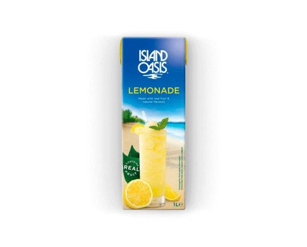Limonada. Una mezcla de zumos frescos de limón y naranja