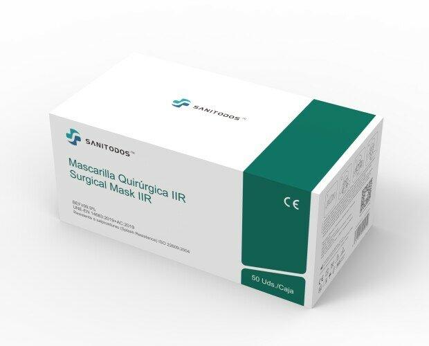 Kits de Protección Covid-19.Mascarillas quirurgicas tipo 2r proteccion del 99,9%