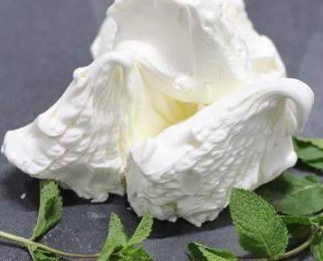 Crema helada menta