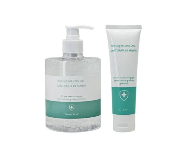 Gel Desinfectante de Manos. Producto ideal para prevenir la proliferación de bacterias y virus