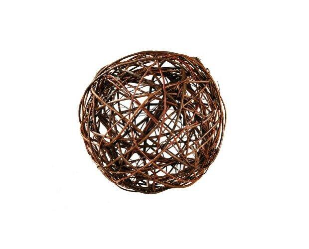 Bola de mimbre. Ofrecemos productos de calidad al mejor precio