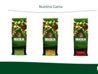 Cafés Brasilia