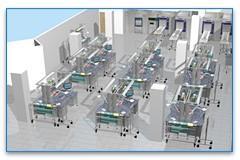Muebles para Restaurantes.Mobiliario para preparación de alimento