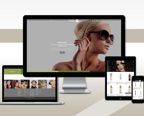 Modelo 5. Modelo 5 Tienda online