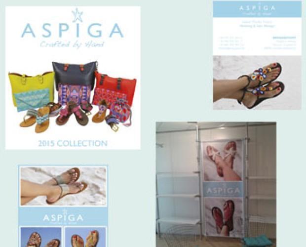 Tarjetas de Visita.Tarjetas, catálogo, póster y lona de la colección