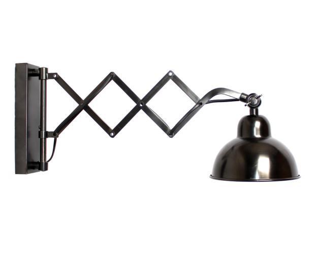 Lámparas de Pared.Estilo industrial fabricado en acero