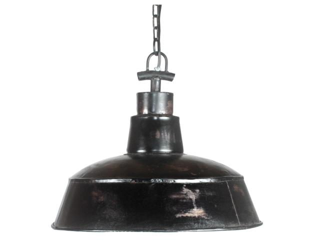 Accesorios y Componentes de Iluminación. Lámparas de Techo. Lámpara estilo industrial fabricada en metal